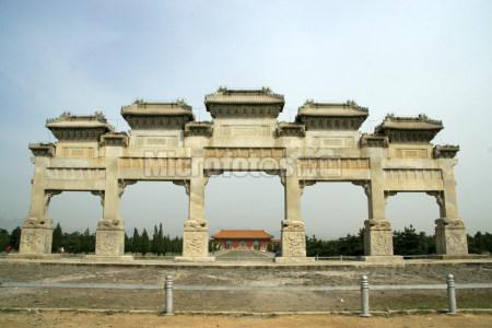 清东陵石牌坊