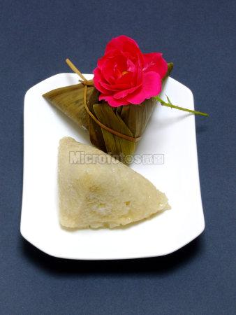 粽子玫瑰花