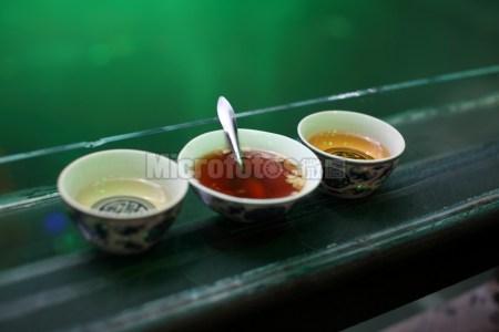 云南大理三杯茶