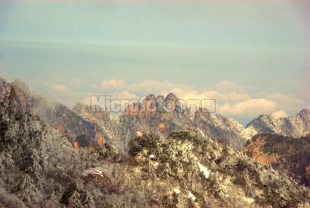 黄山雪景6