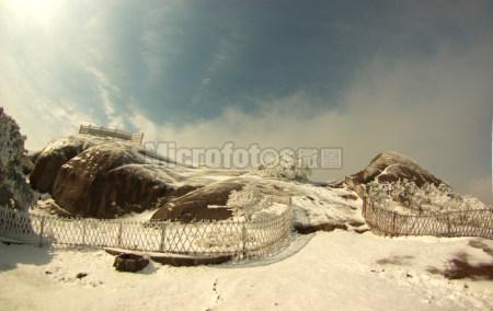 黄山雪景12