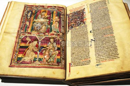 中世纪圣经