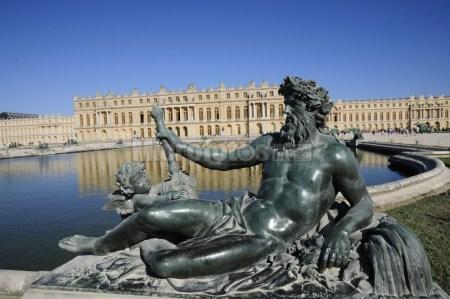 巴黎凡尔赛雕塑