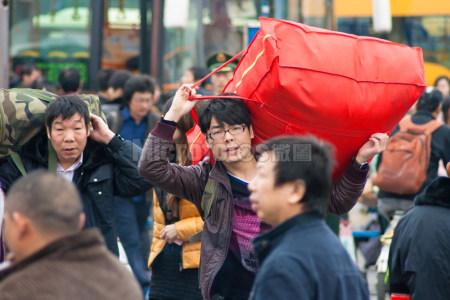 2012广州春运