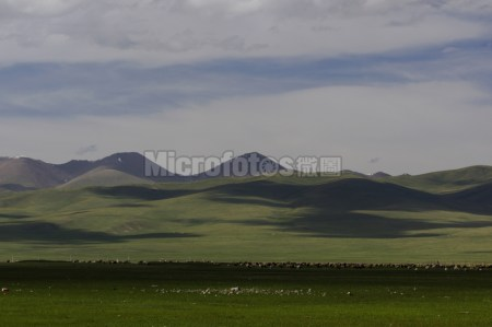 草原与天空