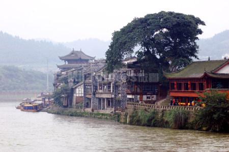 古镇黄龙溪