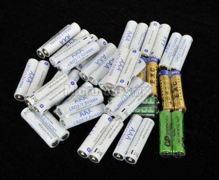一次性碱性电池