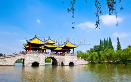 瘦西湖五亭橋