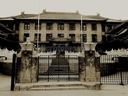 协和医院旧部