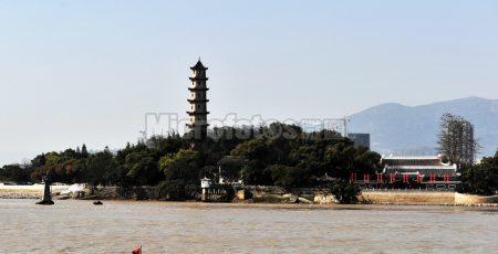 温州江心屿古塔