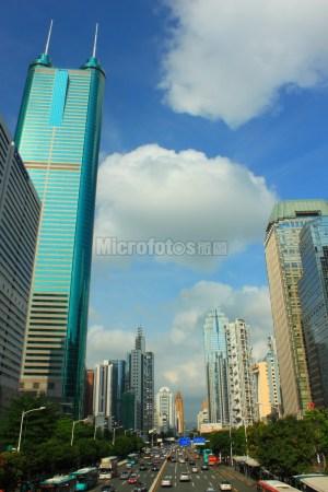 深圳城市景观