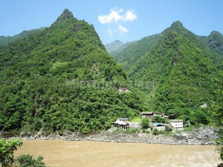 怒江高黎贡山