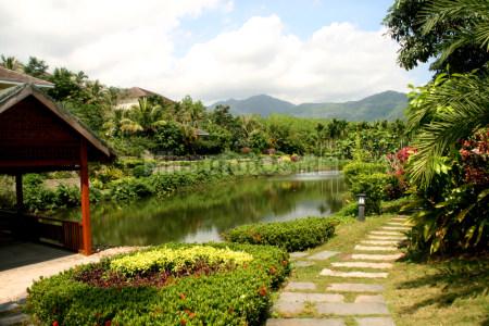 七仙岭风景