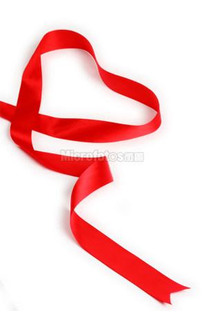 爱心红丝带