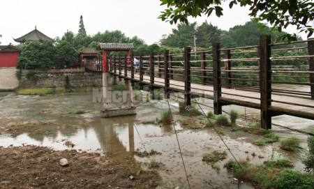 都江堰夫妻桥