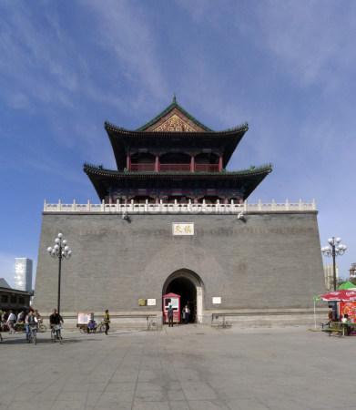 天津鼓楼文化街