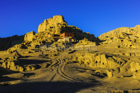 札达古格王国遗址