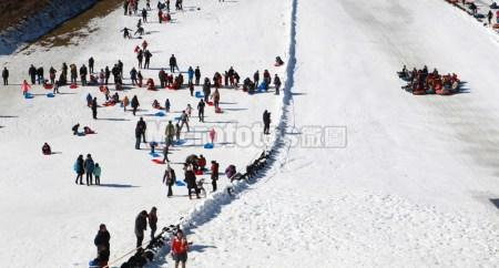仙女山冰雪旅游