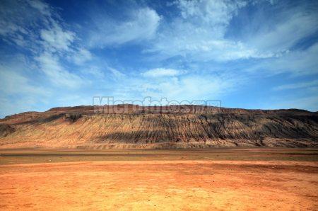 新疆火焰山