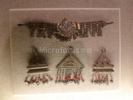 塔吉克族胸饰