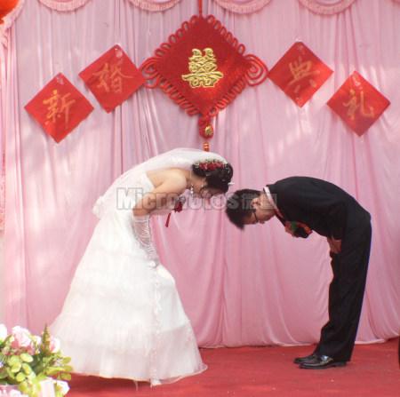 喜结连理 婚礼