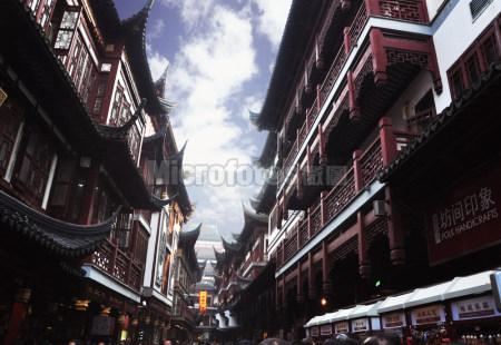 上海豫园楼阁
