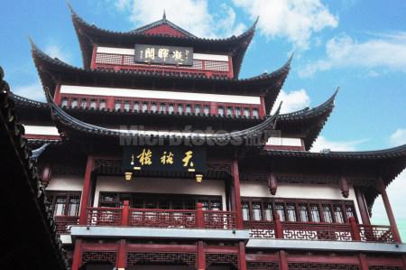 上海豫园城隍庙楼