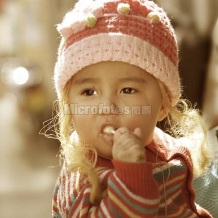 維吾爾族小孩