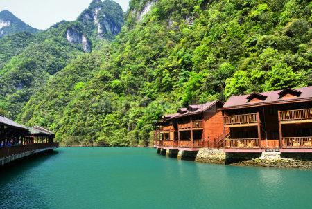重庆神龙峡