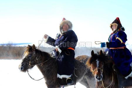布里亚特蒙古族