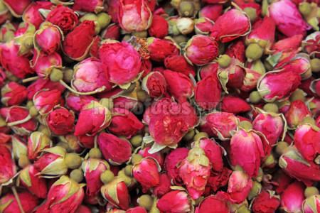 干燥的玫瑰花