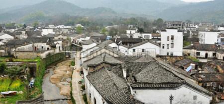 查济古村落