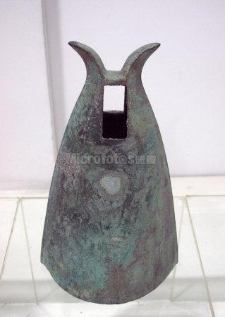 羊角纽铜编钟