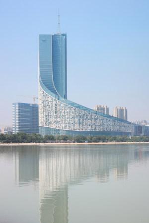 安徽广电中心大楼