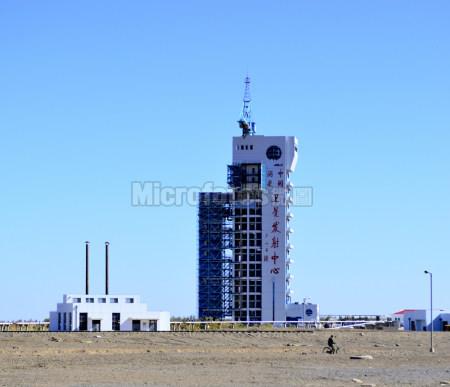 火箭发射架