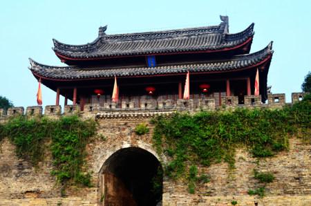 寿县古城楼
