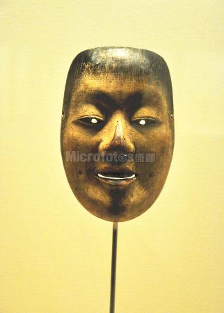 童子面 面具