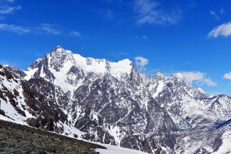 新疆博格达峰