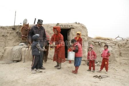 塔吉克族家庭