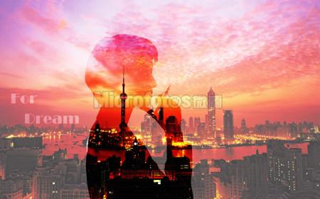 思考中的城市