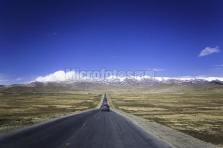 青藏公路青海段
