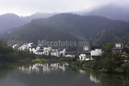 安徽村落景观