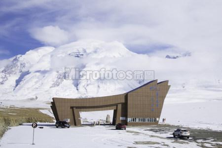 慕士塔格冰川公园