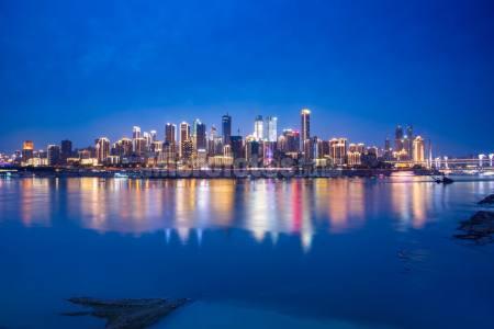 重庆城市夜景