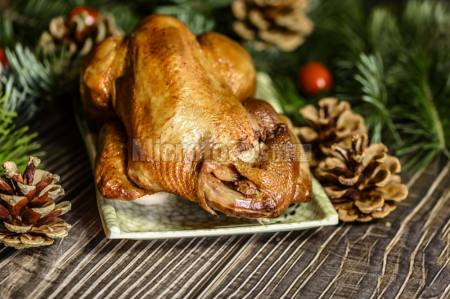 圣诞节的美食